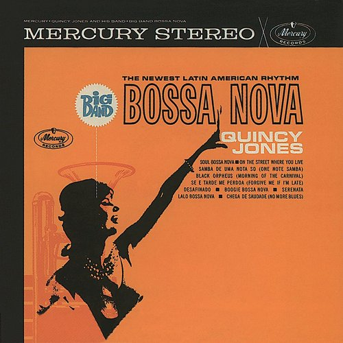 Quincy Jones - Big Band Bossa Nova [Yellow Colored Vinyl]