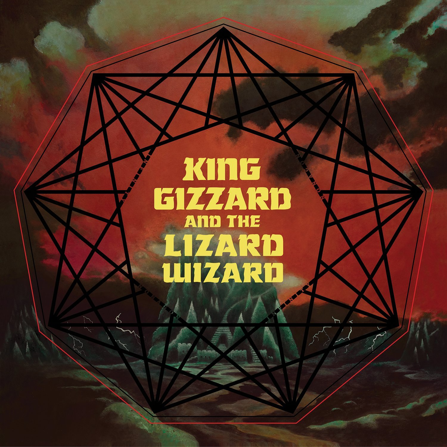 King Gizzard & The Lizard Wizard - Nonagon Infinity