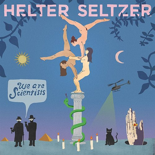 We Are Scientists - Helter Seltzer (Uk)