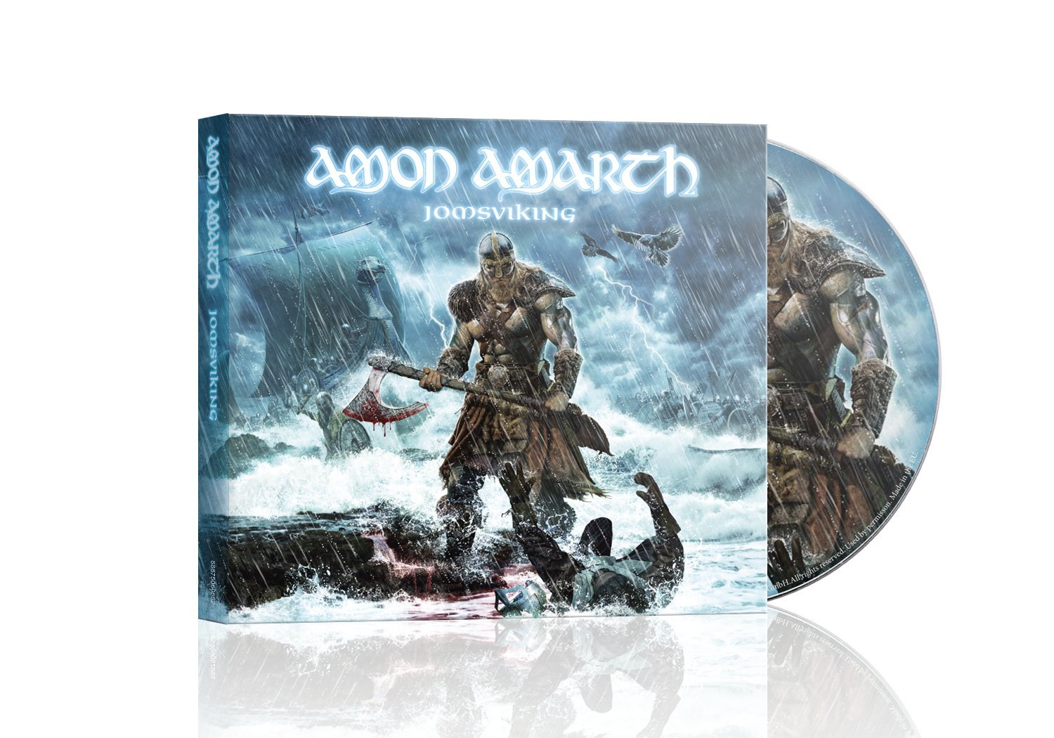 Amon Amarth - Jomsviking [Import LP]
