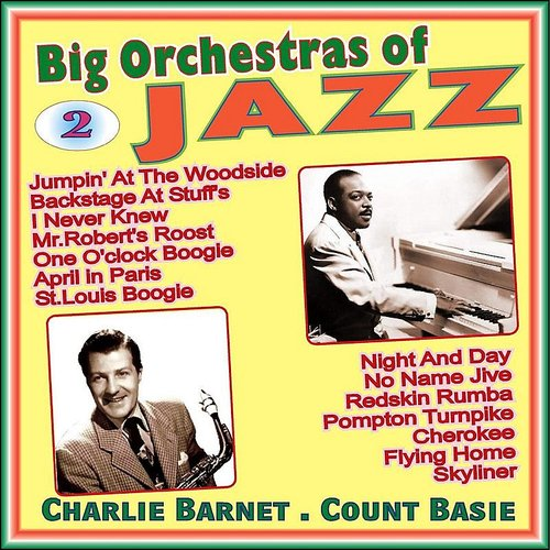 Charlie Barnet - Big Orchestras Of The Jazz - Vol. II