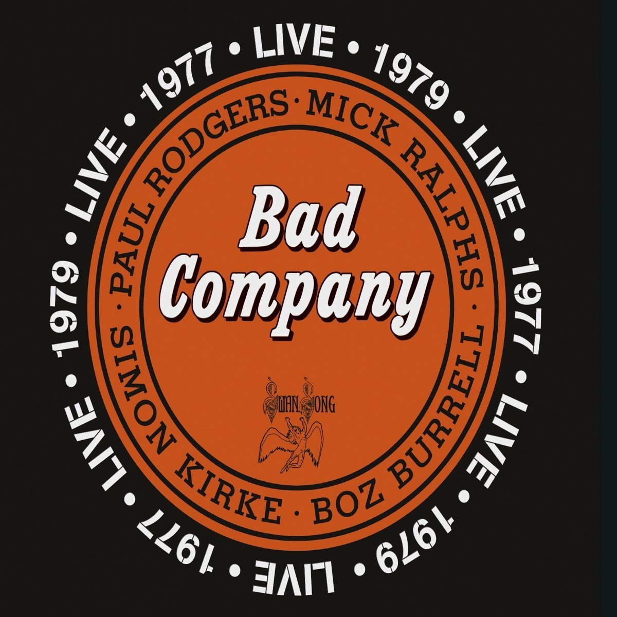 Bad Company - Bad Company Live In Concert 1977 & 1979 [2CD]