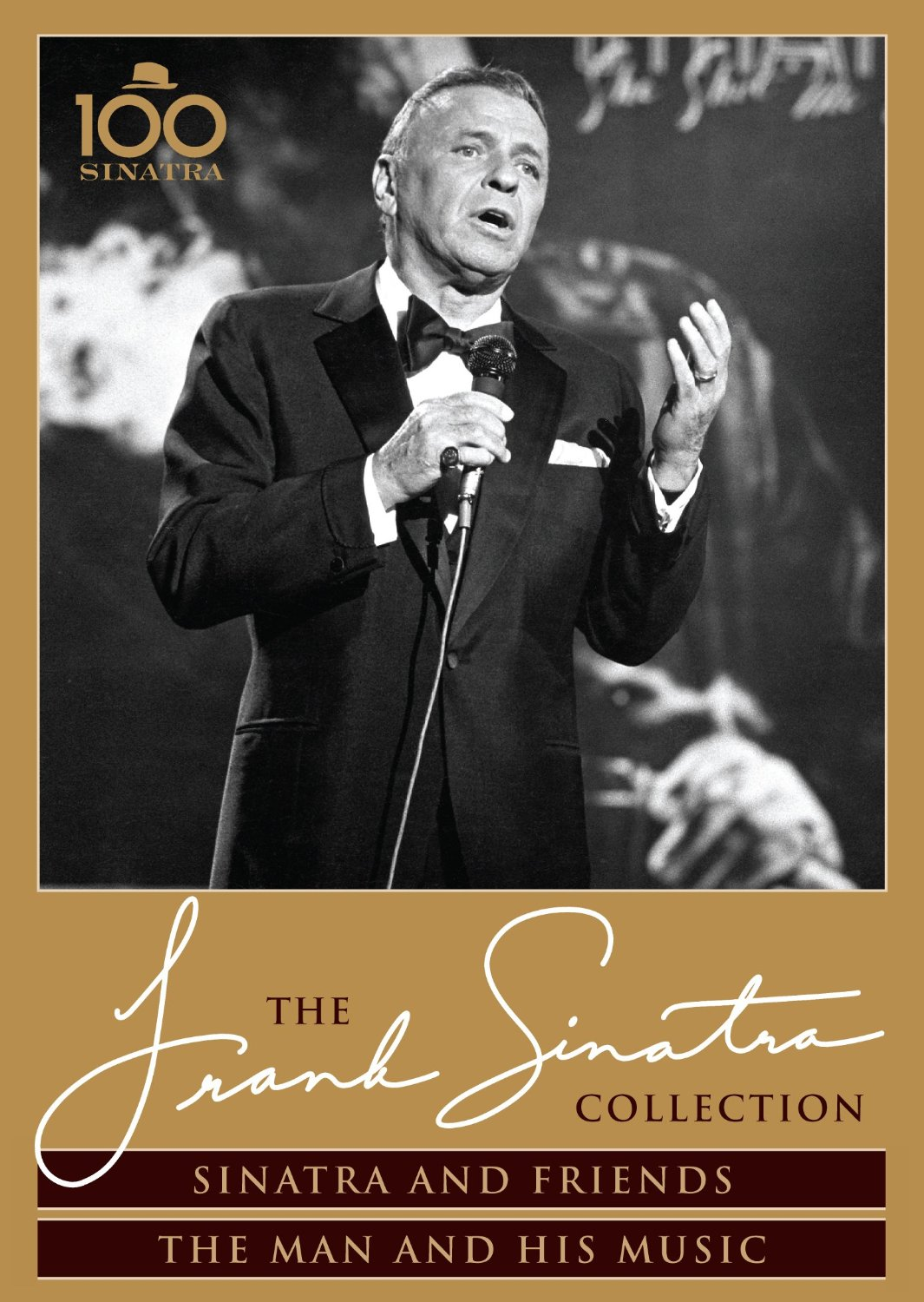 Frank Sinatra - Sinatra And Friends + The Man And His Music