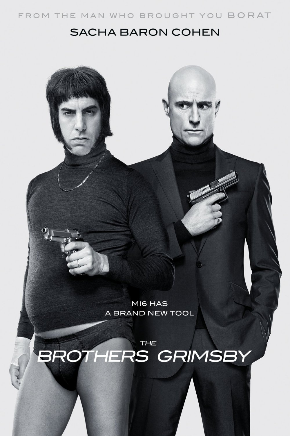 The Brothers Grimsby [Movie] - The Brothers Grimsby