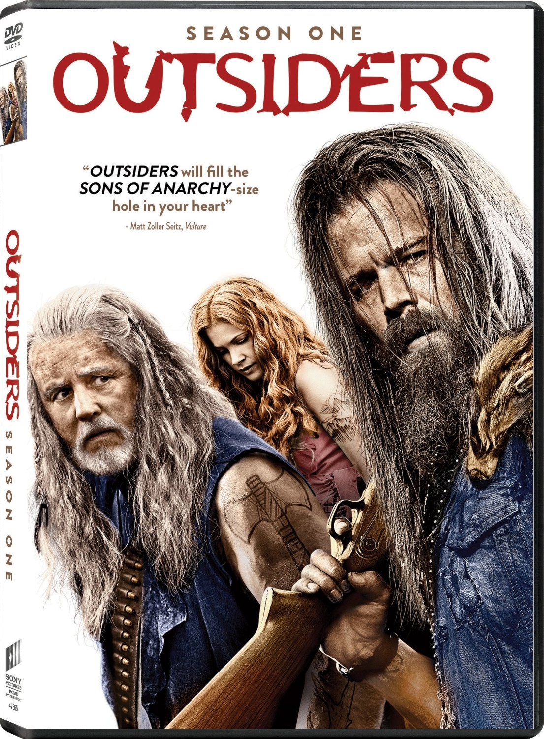 - Outsiders: Season One