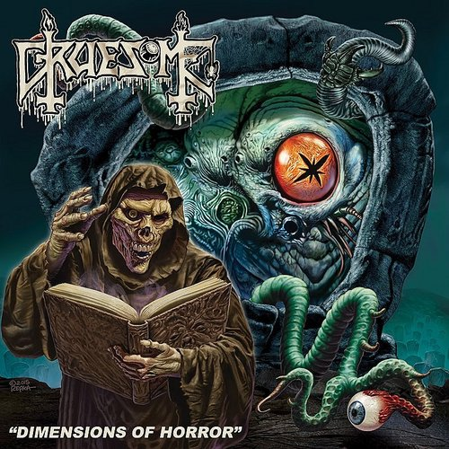 Gruesome - Dimensions Of Horror [Colored Vinyl] (Org) [Reissue]