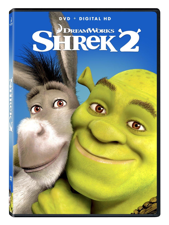 Shrek Movie Shrek 2 Daddykool