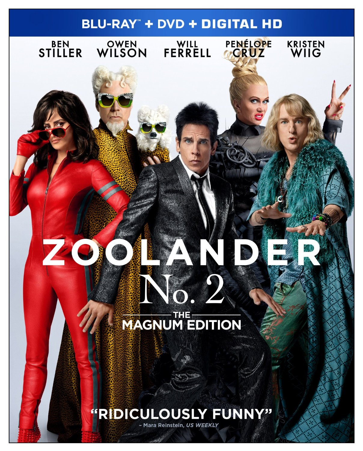 Zoolander [Movie] - Zoolander No. 2: The Magnum Edition