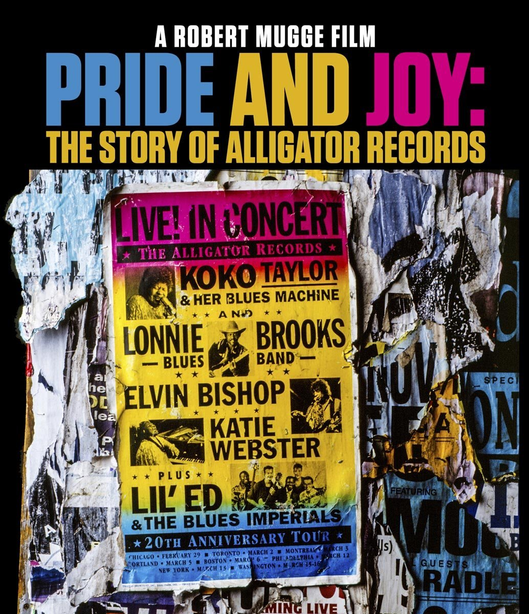 - Pride And Joy: The Story Of Alligator Records