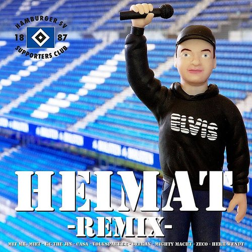 Elvis [German Rapper] - Heimat - Single