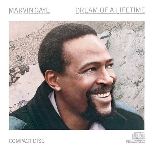 Marvin Gaye - Dream Of A Lifetime (Blue) (Colv) (Ltd) (Ogv)