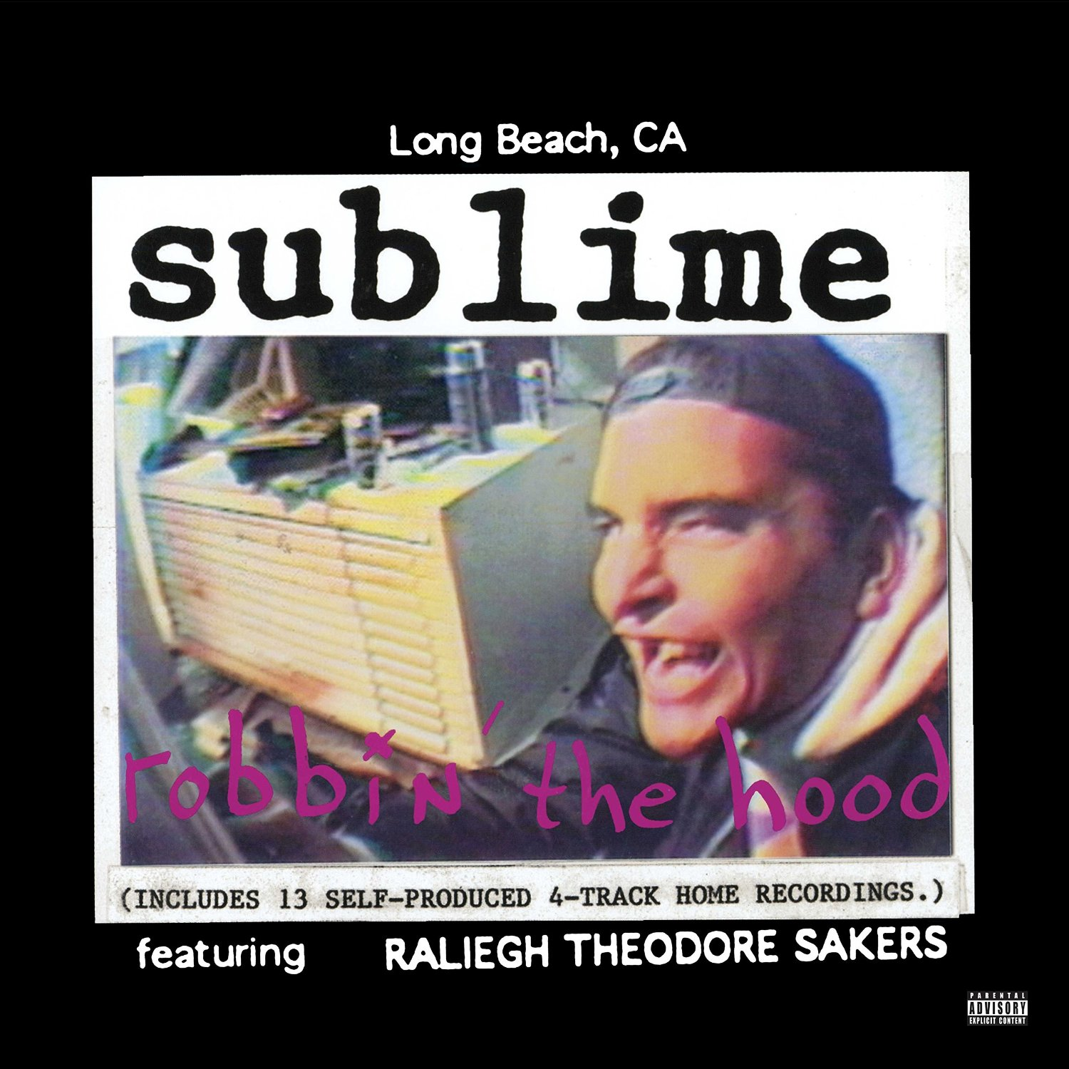 Sublime - Robbin' The Hood [Limited Edition 2 LP][Lenticular]