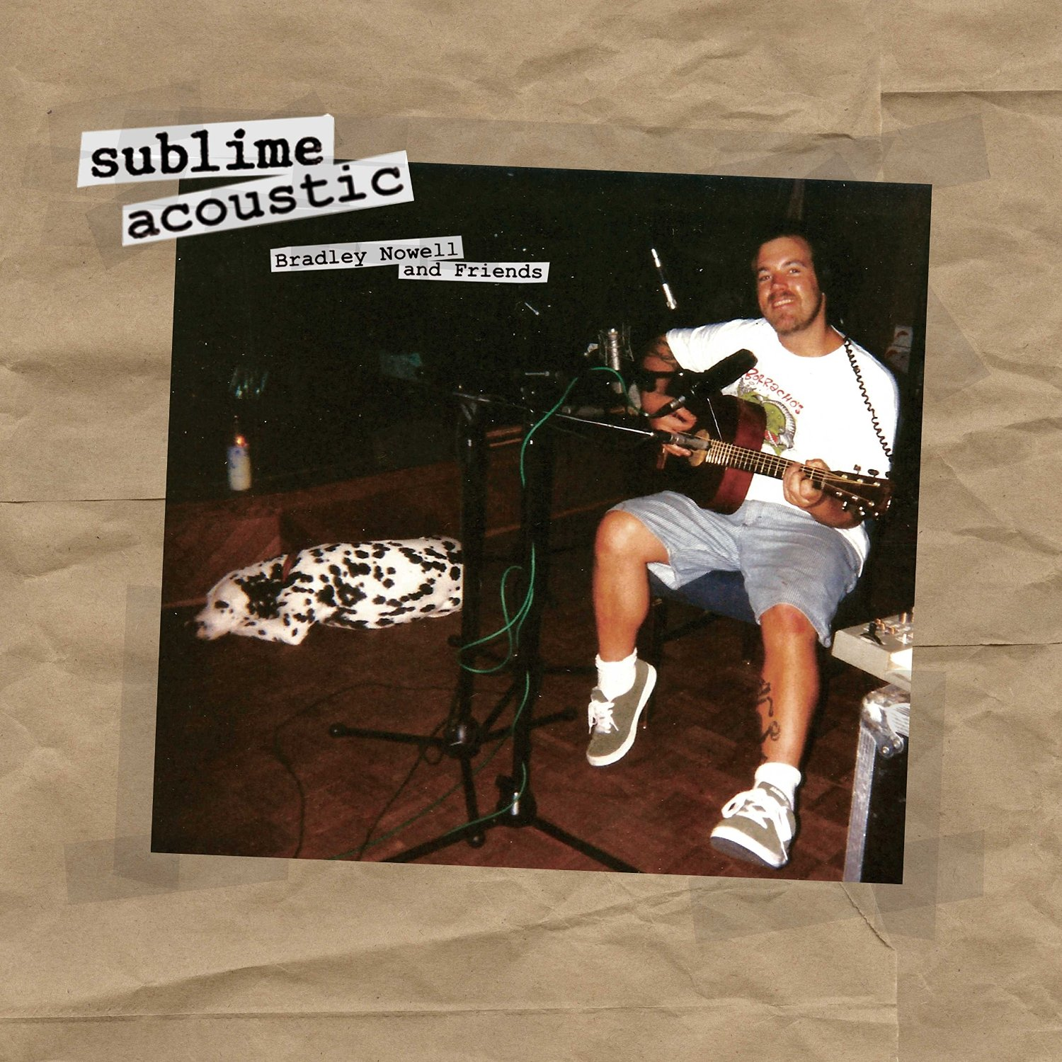 Sublime - Acoustic: Bradley Nowell & Friends [LP]