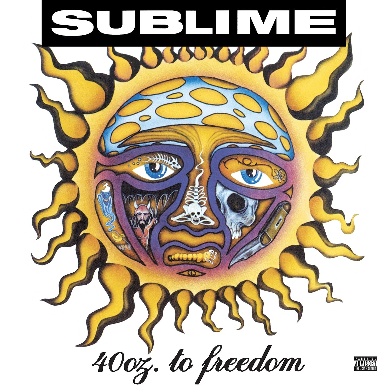 Sublime - 40oz. To Freedom [Limited Edition 2 LP][Lenticular]
