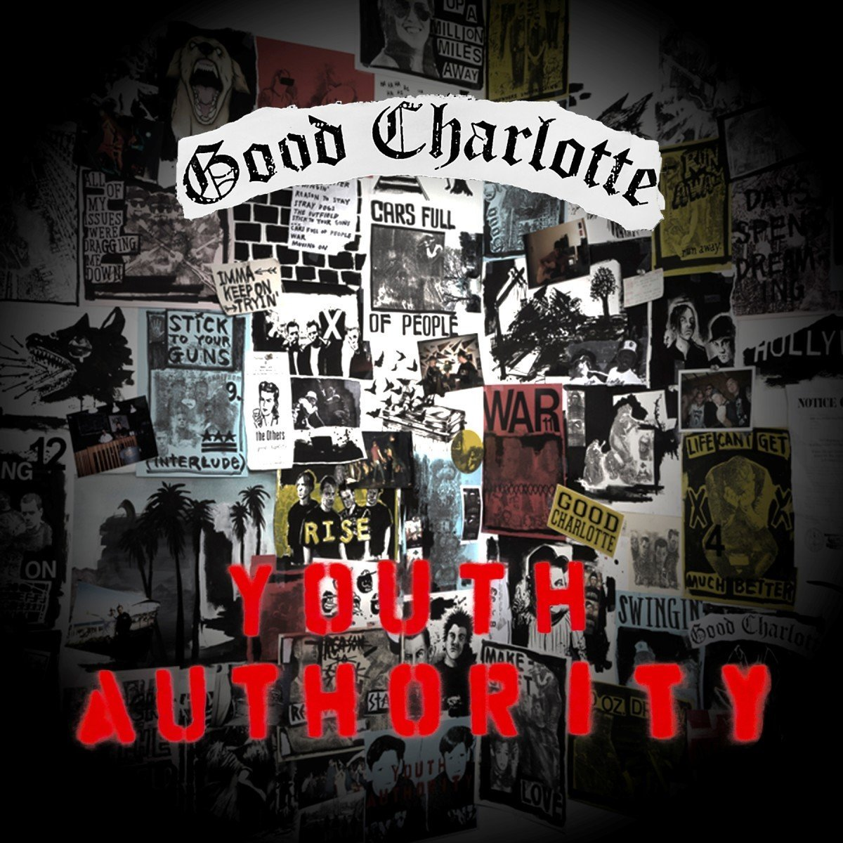 Good Charlotte - Youth Authority [Vinyl]