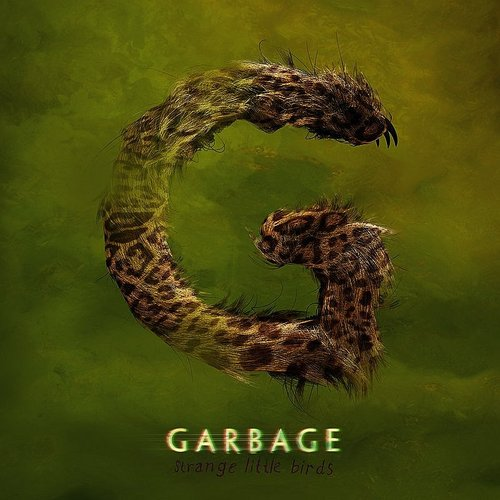Garbage - Even Though Our Love Is Doomed - Single