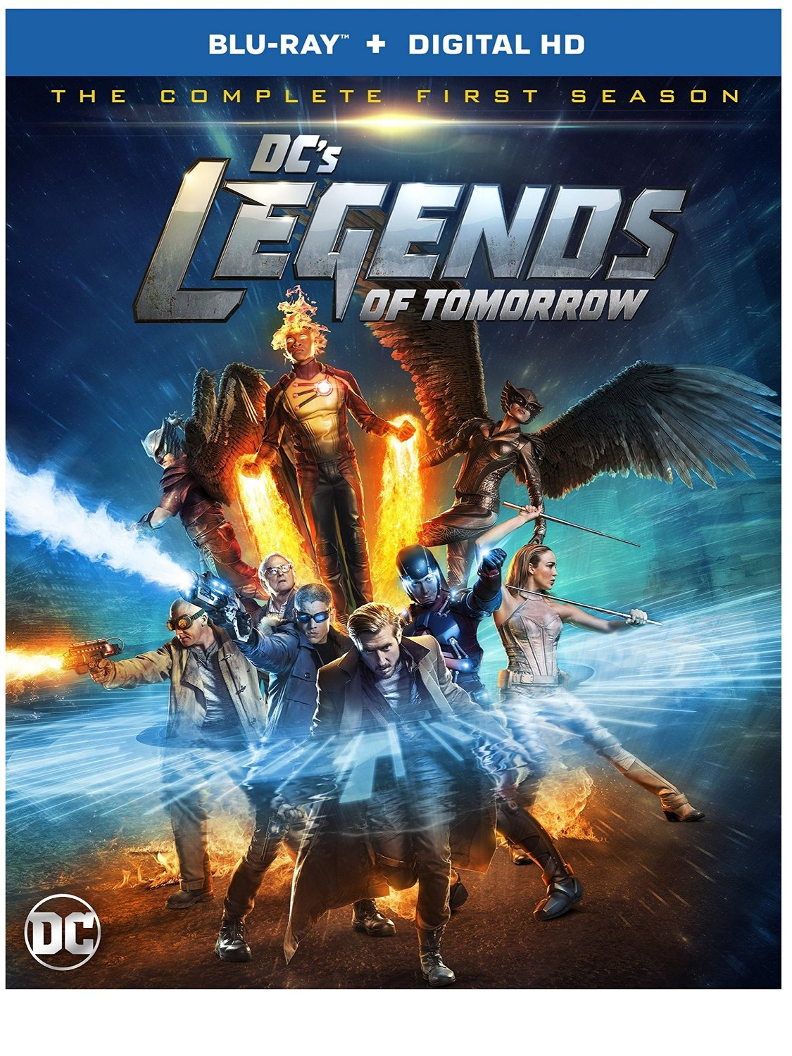 DC's Legends of Tomorrow [TV Series] - DC's Legends of Tomorrow: The Complete First Season