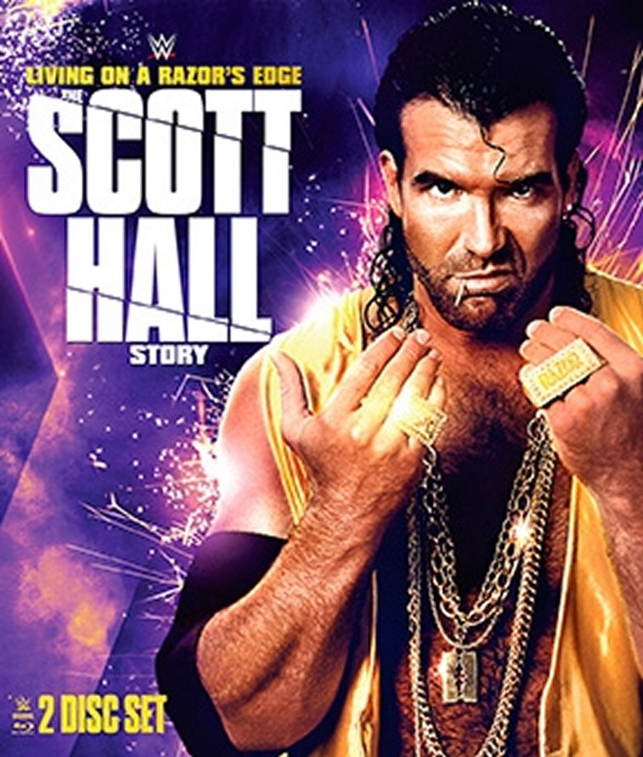 WWE - WWE: Living on a Razor's Edge: The Scott Hall Story
