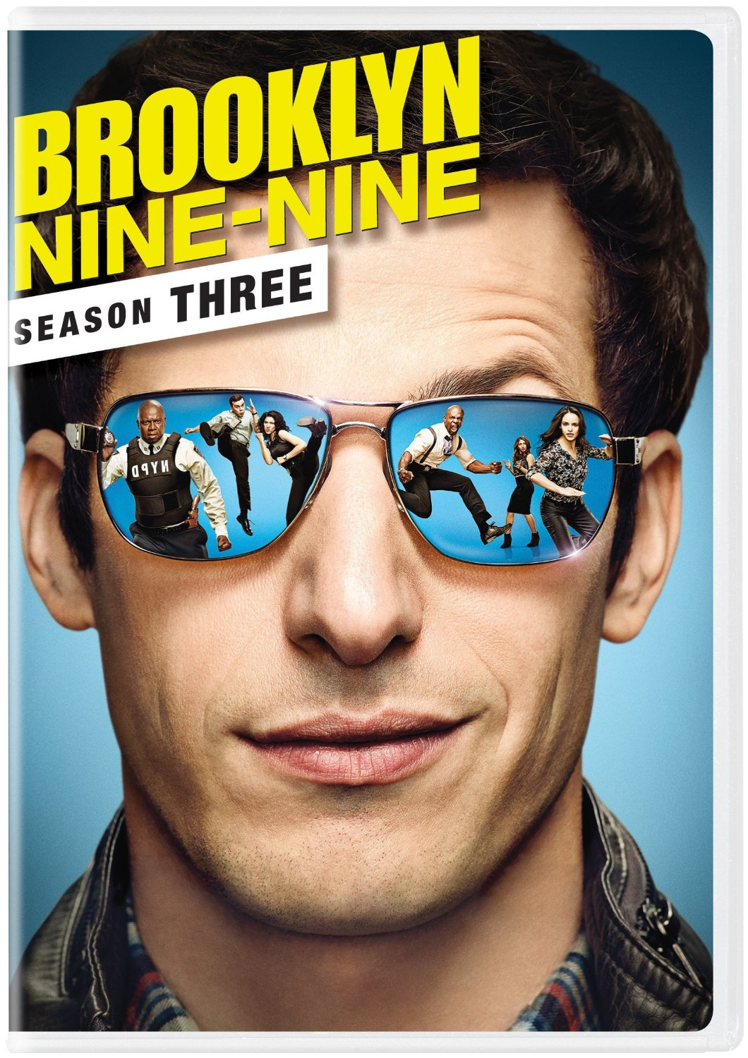 Brooklyn Nine-Nine [TV Series] - Brooklyn Nine-Nine: Season Three