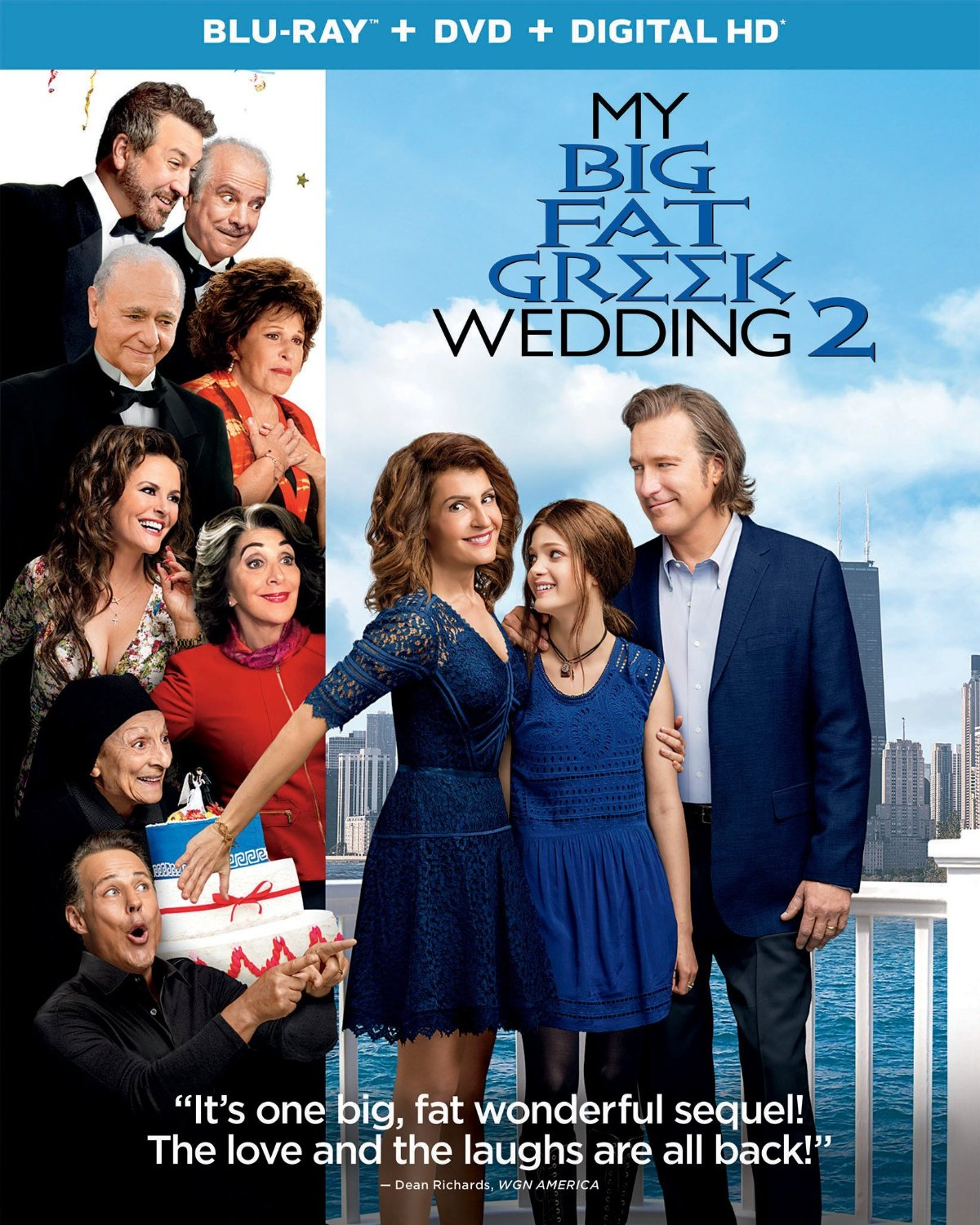 My Big Fat Greek Wedding [Movie] - My Big Fat Greek Wedding 2