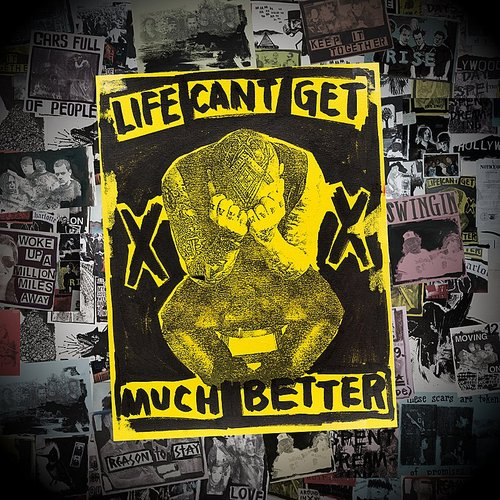 Good Charlotte - Life Can't Get Much Better - Single