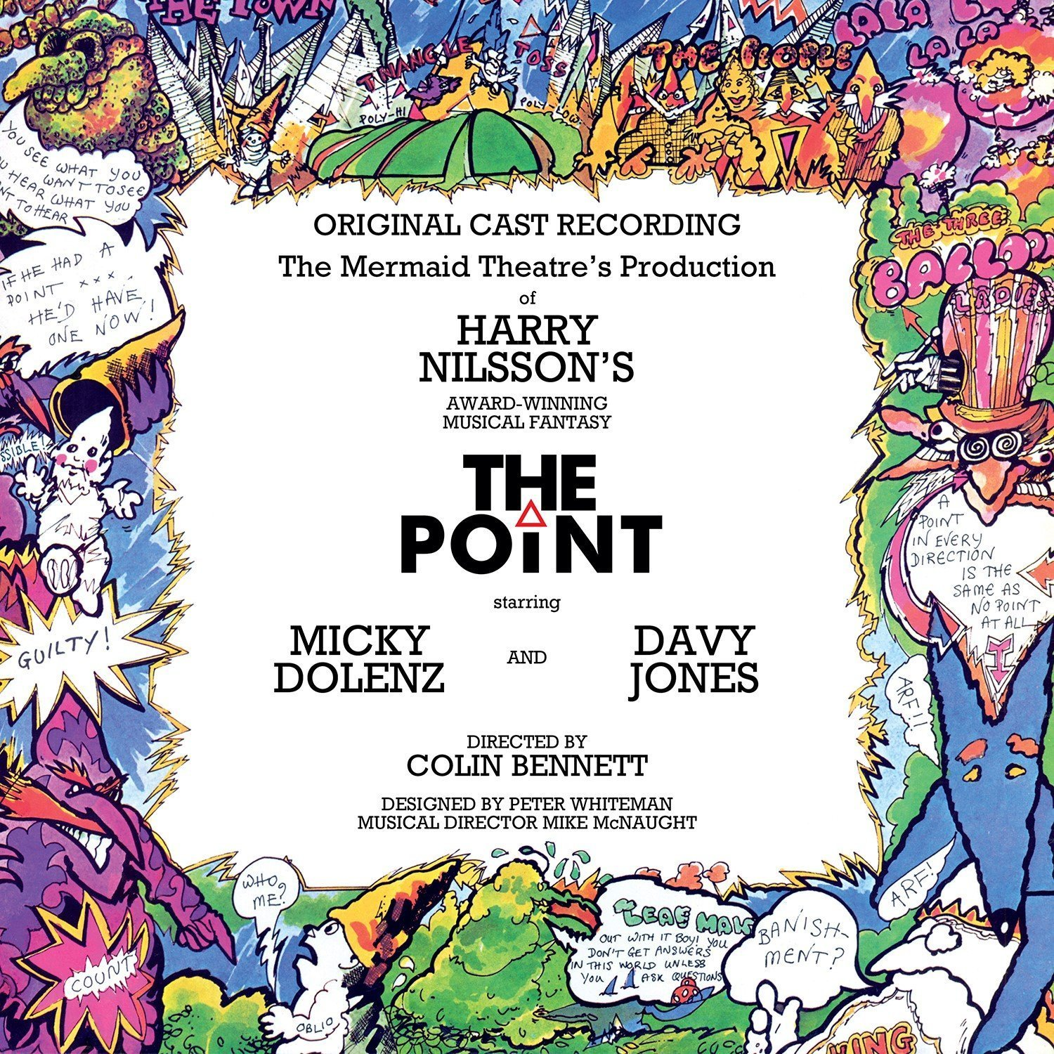 Various Artists - The Point: Original Cast Recording