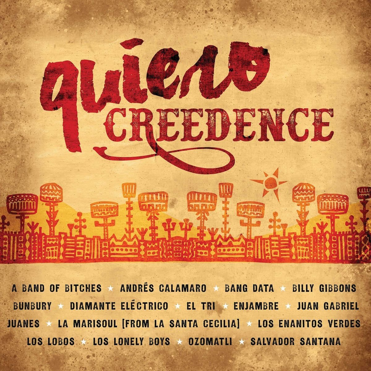 Various Artists - Quiero Creedence