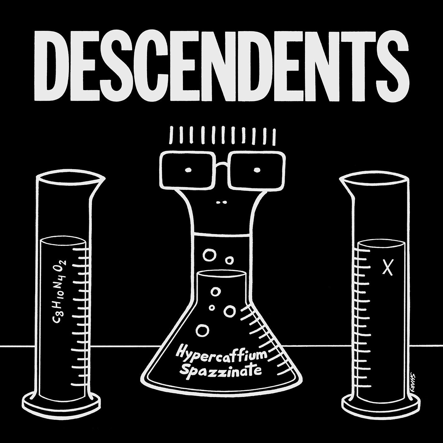 Descendents - Hypercaffium Spazzinate