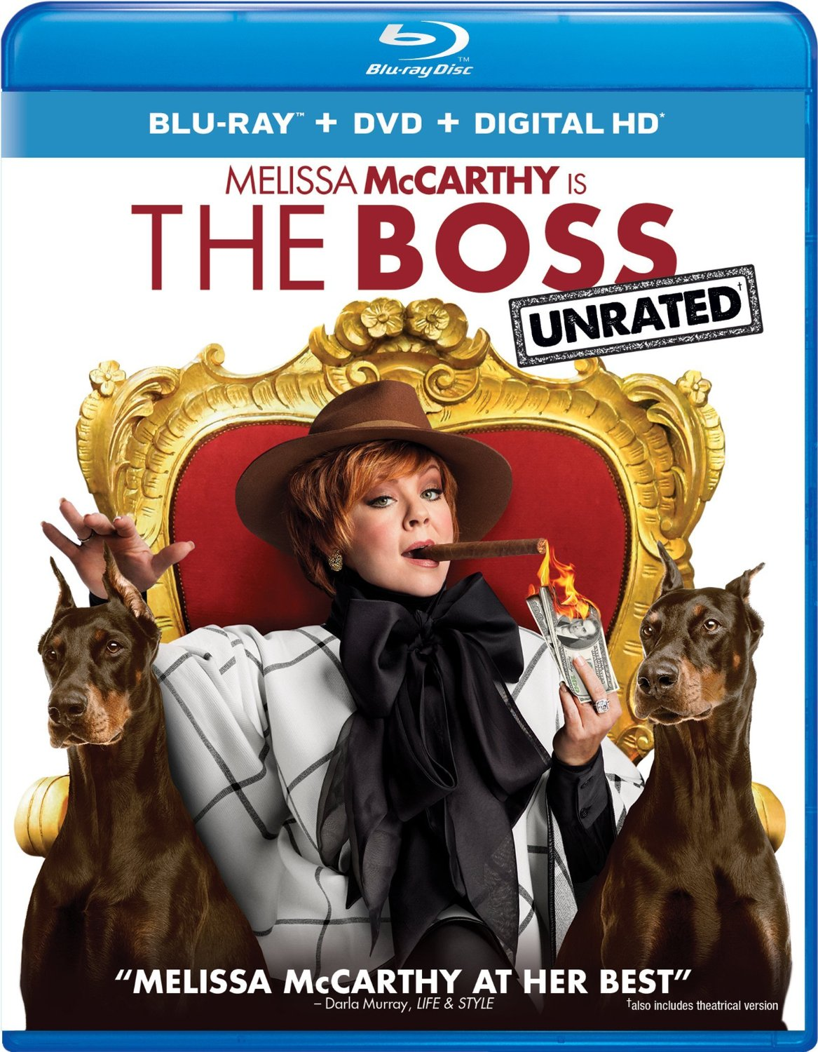 The Boss [Movie] - The Boss (Unrated)
