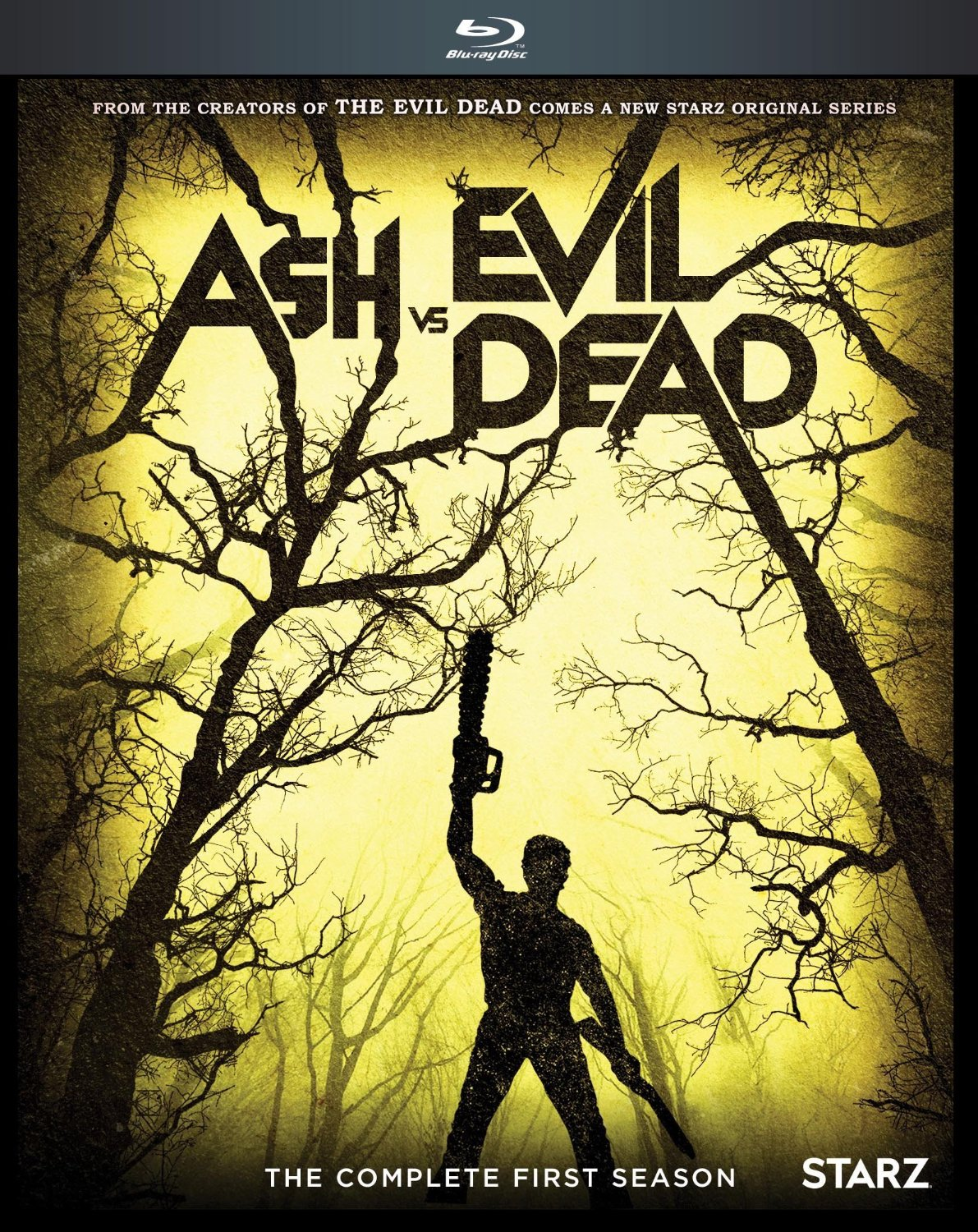 Evil Dead [Movie] - Ash Vs Evil Dead: Season 1