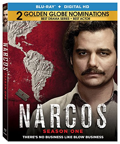 Narcos [TV Series] - Narcos: Season One
