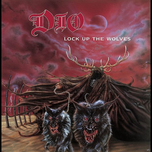 Dio - Lock Up The Wolves (Uk)