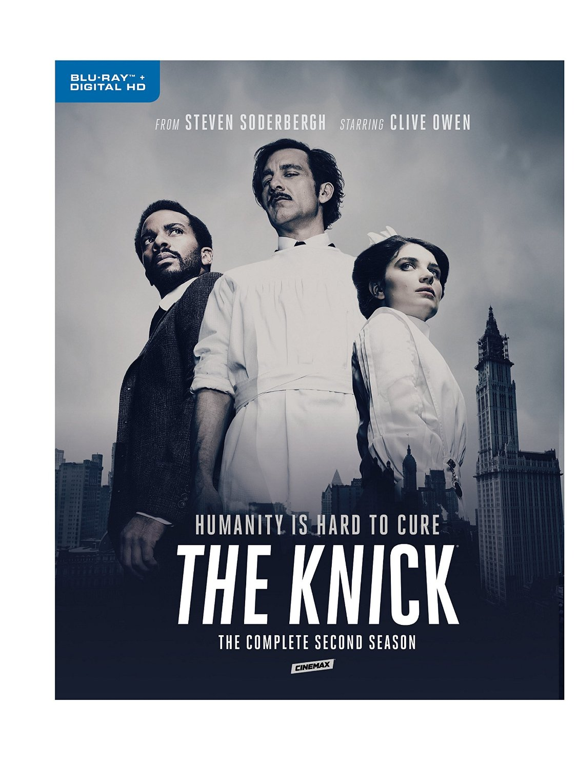The Knick [TV Series] - The Knick: The Complete Second Season