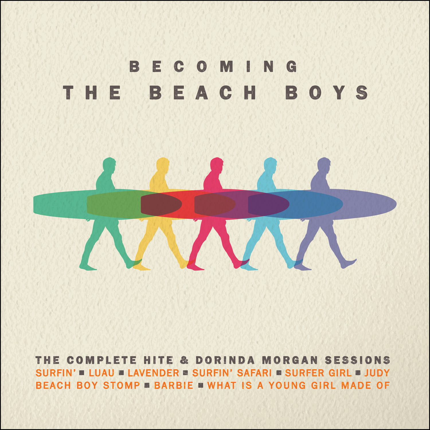 The Beach Boys - Becoming The Beach Boys: The Complete Hite & Dorinda Morgan Sessions [2CD]