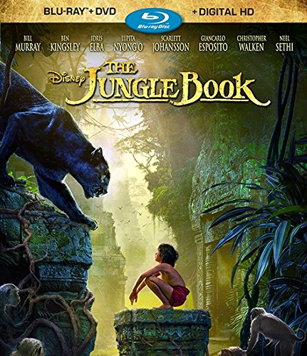 The Jungle Book [Disney Movie] - The Jungle Book [Live Action]