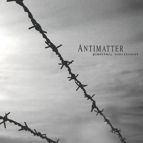 Antimatter - Planetary Confinement (Slv) (Uk)