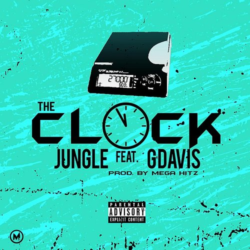 Jungle - The Clock  (Feat. G Davis) - Single
