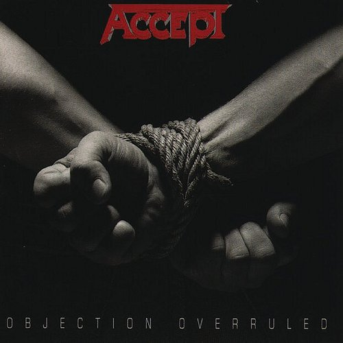 Accept - Objection Overruled (Blk) [180 Gram] (Hol)