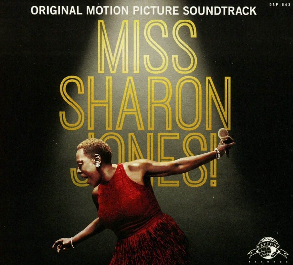 Sharon Jones & The Dap-Kings - Miss Sharon Jones! [Soundtrack]
