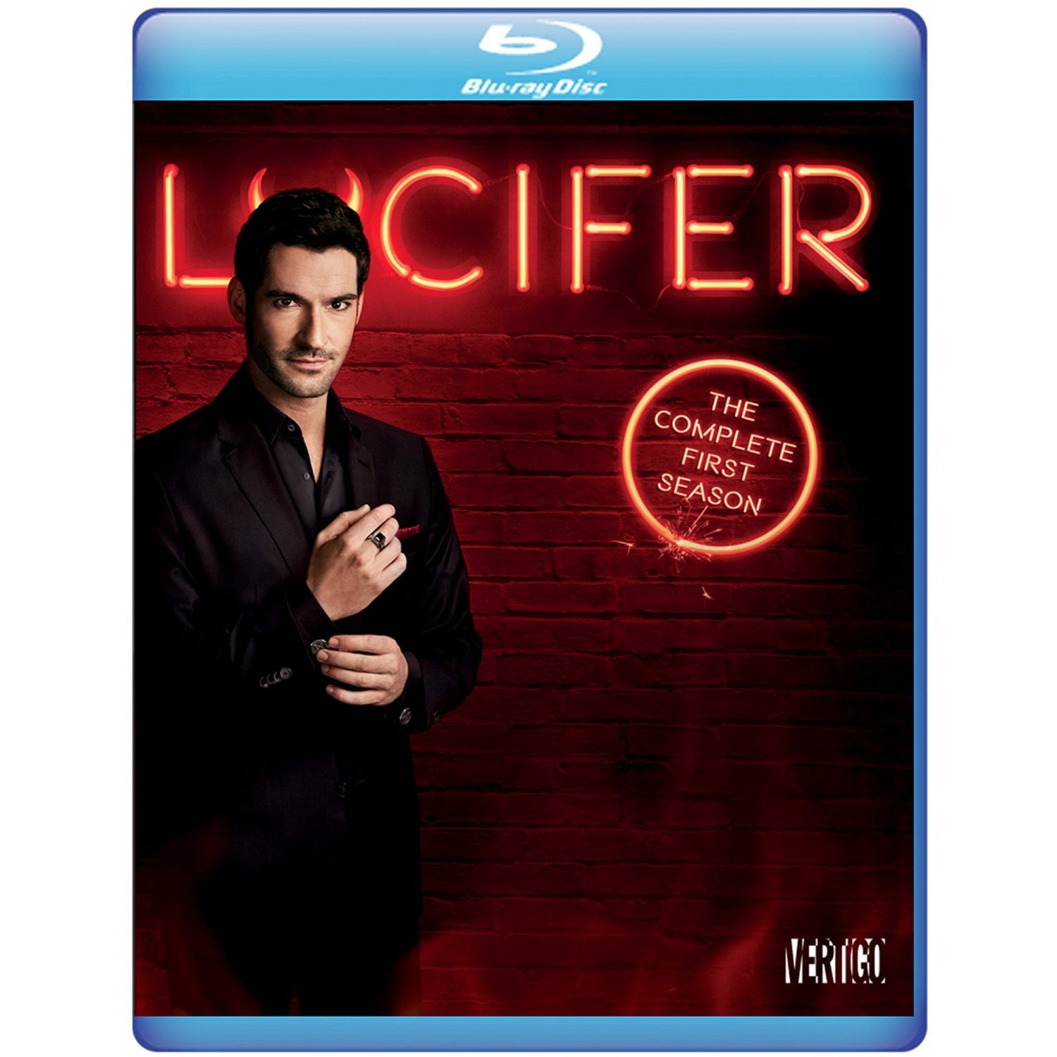 Lucifer [TV Series] - Lucifer: The Complete First Season