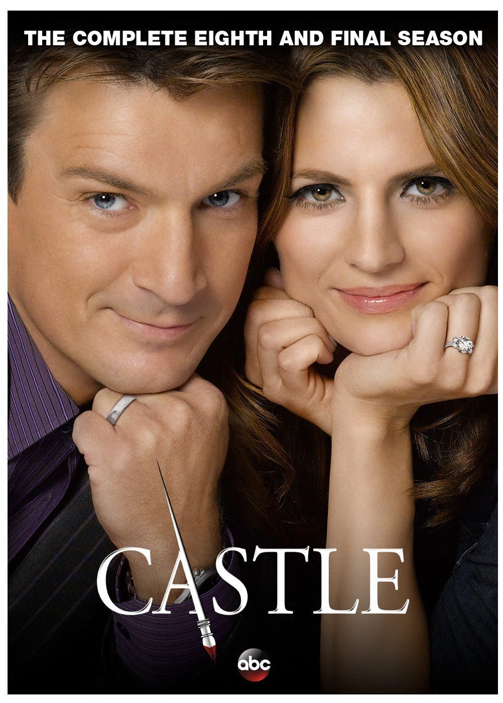 Castle [TV Series] - Castle: The Complete Eighth & Final Season
