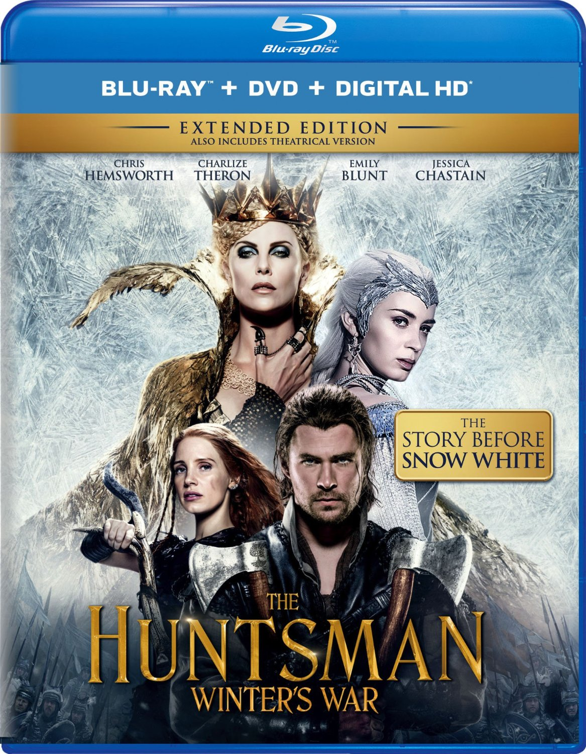 Snow White & The Huntsman [Movie] - The Huntsman: Winter's War - Extended Edition