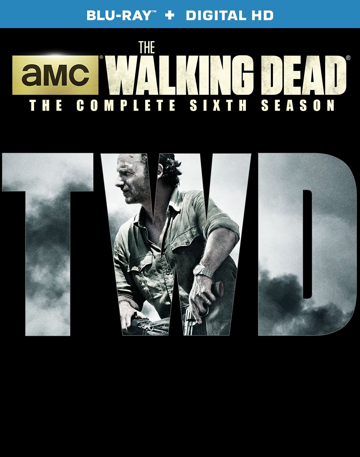 The Walking Dead [TV Series] - The Walking Dead: The Complete Sixth Season