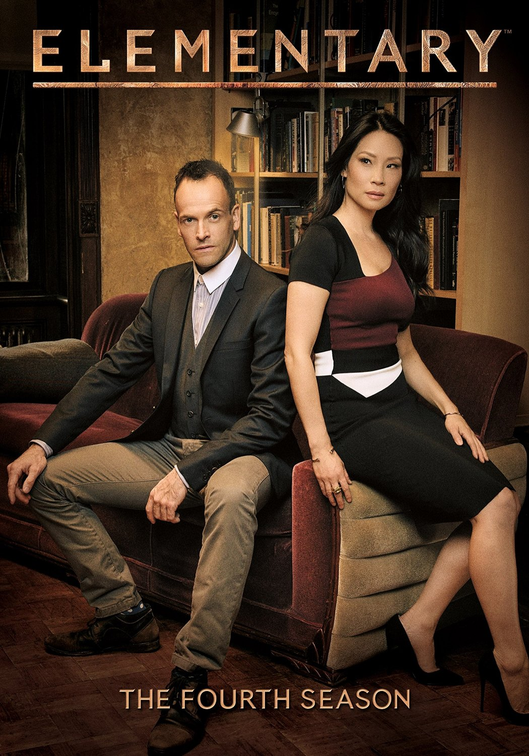 Elementary [TV Series] - Elementary: The Fourth Season