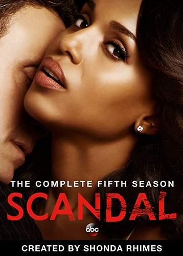 Scandal [TV Series] - Scandal: The Complete Fifth Season