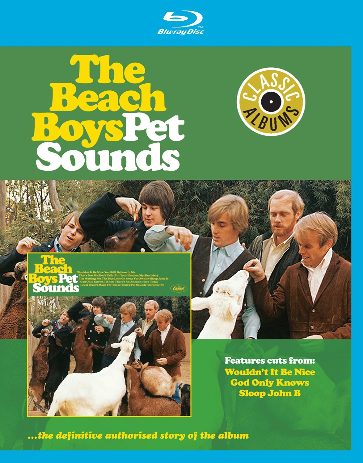 The Beach Boys - Pet Sounds Classic Album