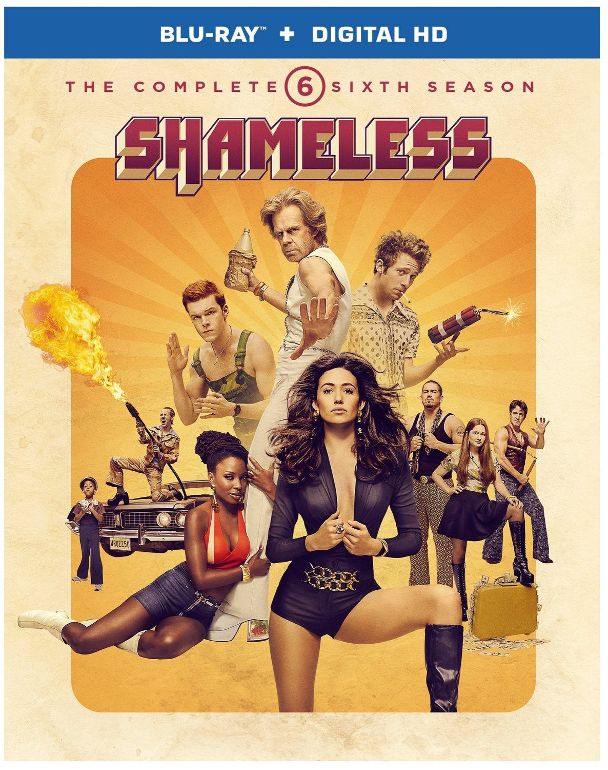 Shameless [US TV Series] - Shameless: The Complete Sixth Season
