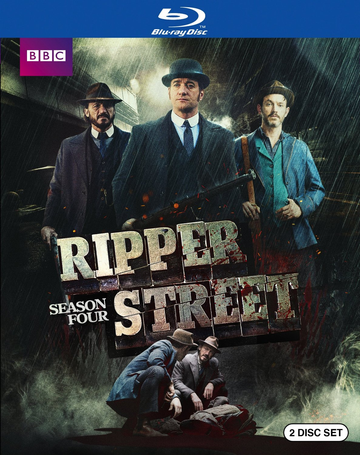 Ripper Street [TV Series] - Ripper Street: Season Four