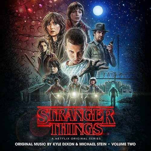 Kyle Dixon & Michael Stein - Stranger Things Soundtrack Vol.2