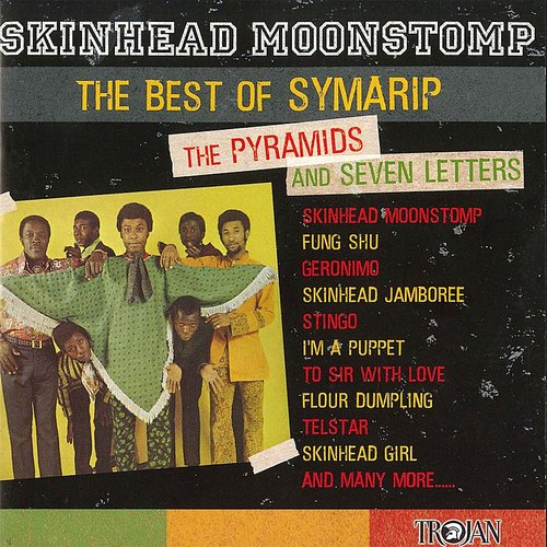 Symarip - The Best Of Symarip, The Pyramids & Seven Letters